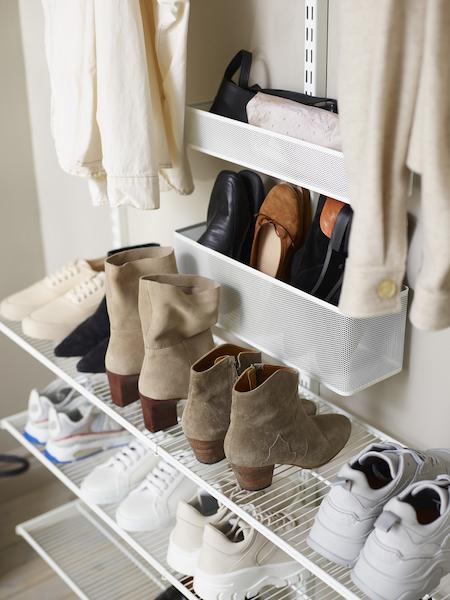 Rangement pour chaussures elfa