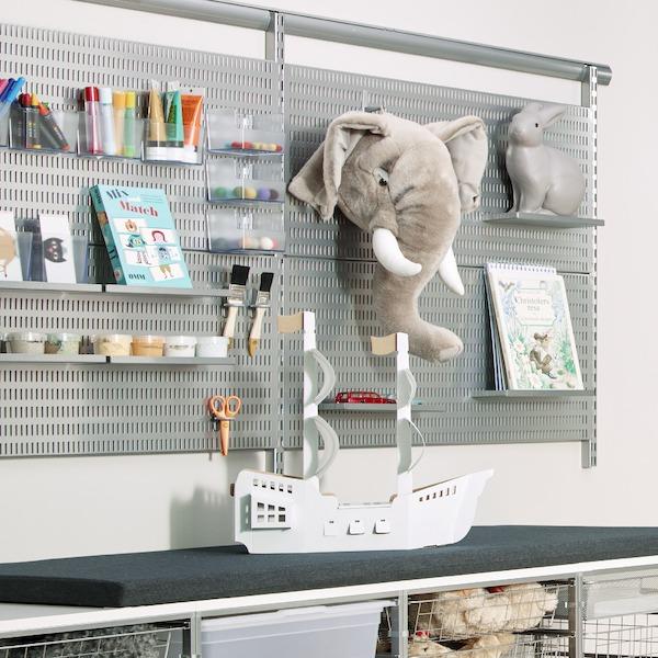 atelier bureau elfa DIY