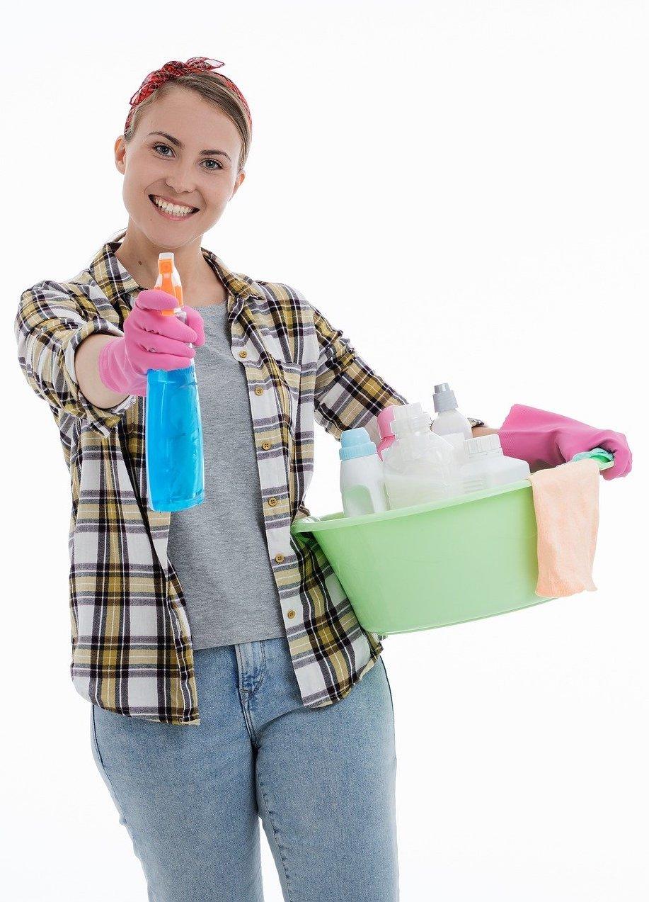faire le ménage pour bien s'organiser