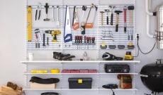Comment Ranger Ses Outils Sur Son Etabli Avec Les Kits Garage